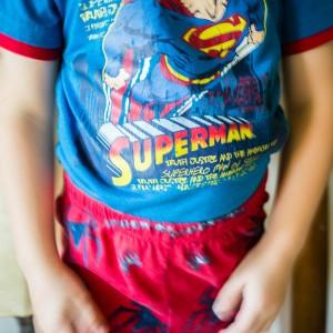 Superhero fan